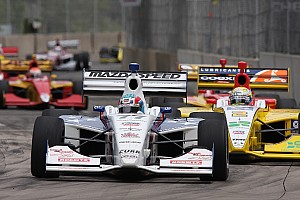 Indy Lights Practice report Vautier leads opening day at Trois Rivieres