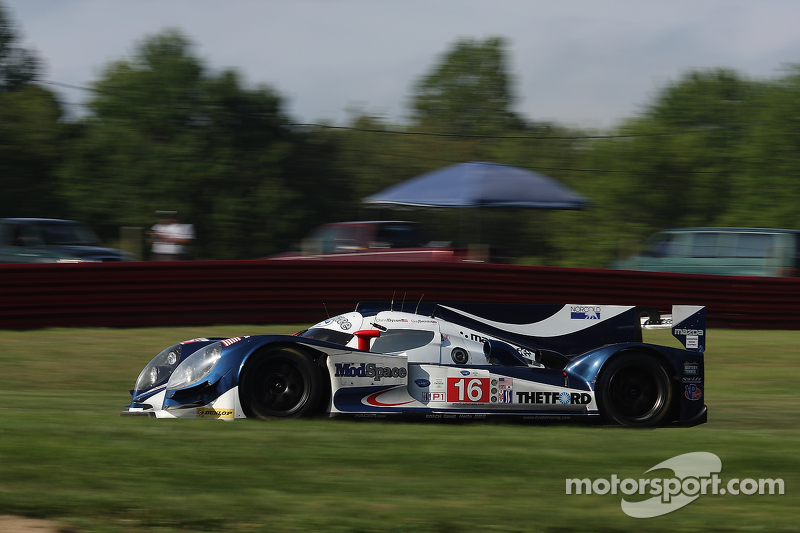 At Mid-Ohio 200th Podium for Dyson Racing