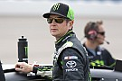 Blown tires spoils Kurt Busch's Iowa race