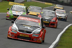 BTCC Preview Redstone Racing praying for Snetterton salvation