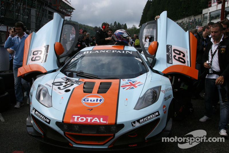 Jamie Campbell-Walter on a career in sportscars