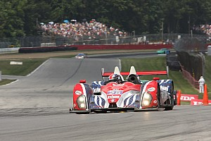 ALMS Race report A long day for Duncan Ende at the Mid-Ohio Sports Car Course