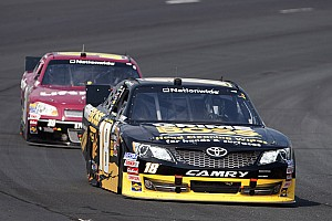 Ryan Truex makes Nationwide road course debut at The Glen