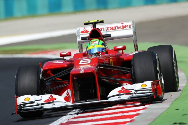 Who will replace Felipe Massa in 2013?