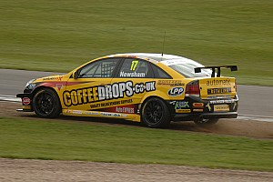 BTCC Qualifying report Third place for Newsham in thrilling Snetterton qualifying