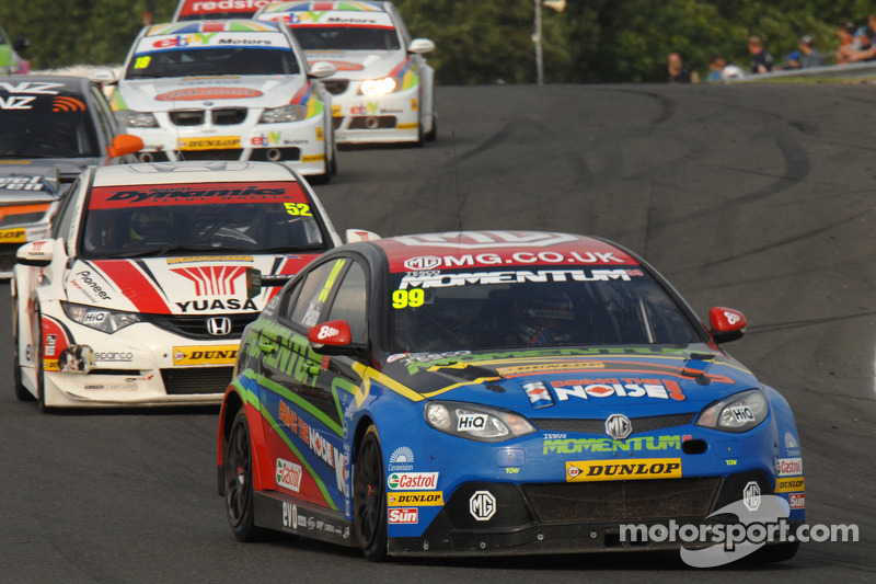 Plato, Jordan, and Newsham each earned a win at Snetterton