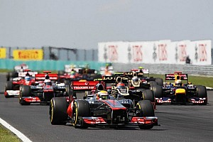 Formula 1 Analysis Overtaking aids – who has it right, F1 or IndyCar? DRS versus P2P