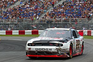 NASCAR XFINITY Preview Jacques Villeneuve returns to Circuit Gilles Villeneuve with Penske Racing