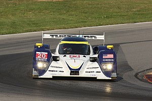 No. 20 Dyson to start second at Road America