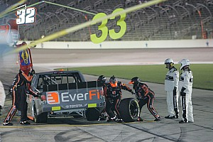 NASCAR Truck Race report Armstrong  highest-finishing Tundra driver at Michigan