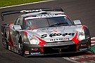 Nissan GT-R takes its first win of the season at Suzuka