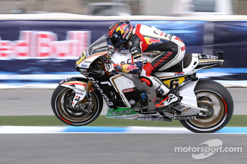 Bradl disappointed with sixth in Indianapolis
