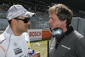 Paffett leaves Nurburgring with additional points