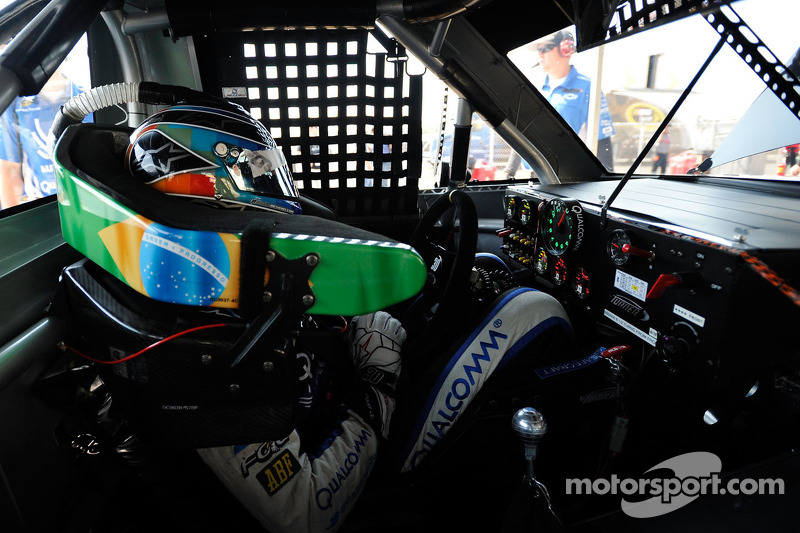 Piquet Jr. ready for the short track challenge of Bristol