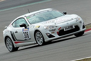 GT Breaking news Toyota Motorsport unveils GT86 CS-V3 race car - video