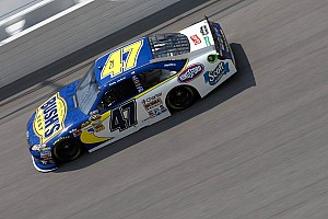 NASCAR Sprint Cup Preview Labonte and JTG Daugherty Racing primed for night race at Bristol