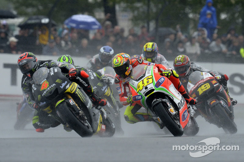 Ducati will have an Italian star on their Desmosedici in 2013 after signing Dovizioso