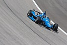 Drivers make aero tests at Fontana