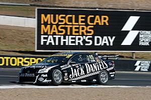 Jack Daniel's race 18 report at Sydney Motorsport Park