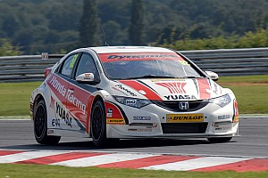 BTCC Race report Collard leads home second eBay Motors 1-2 at Knockhill