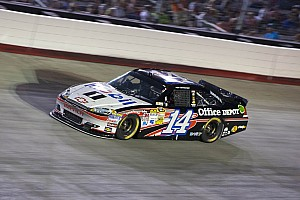 NASCAR Sprint Cup Race report Retro Bristol brings out retro Stewart
