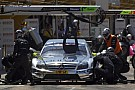 Ralf Schumacher frightening pitlane accident Zandvoort 2012 - video