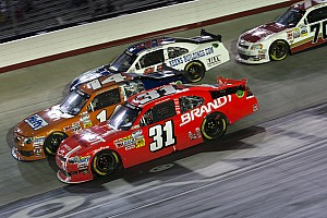 Allgaier returns to the fast Atlanta track