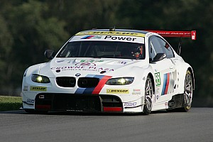 ALMS Preview BMW Team RLL drivers look for success in the Streets of Baltimore
