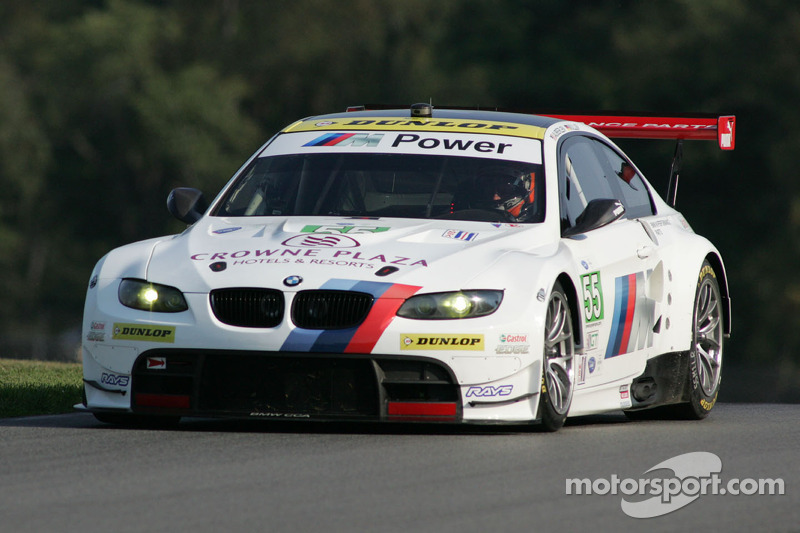 BMW Team RLL drivers look for success in the Streets of Baltimore