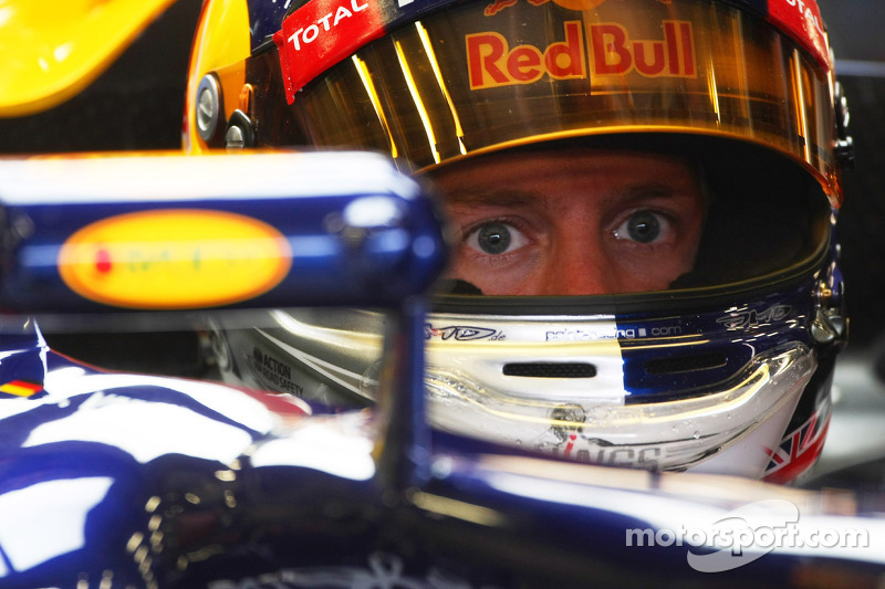 Vettel missed Q3, Webber 7th in Belgian GP qualifying