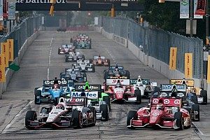 IndyCar Special feature CEO Randy Bernard provides food for thought at Baltimore