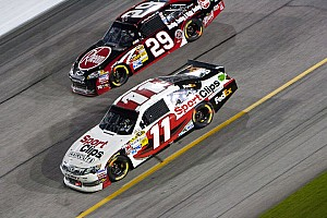NASCAR Sprint Cup Race report Toyota NSCS drivers impressions about Atlanta race