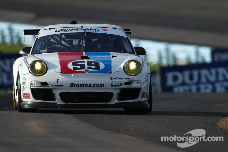 Brumos hoping to duplicate last year's Laguna Seca success