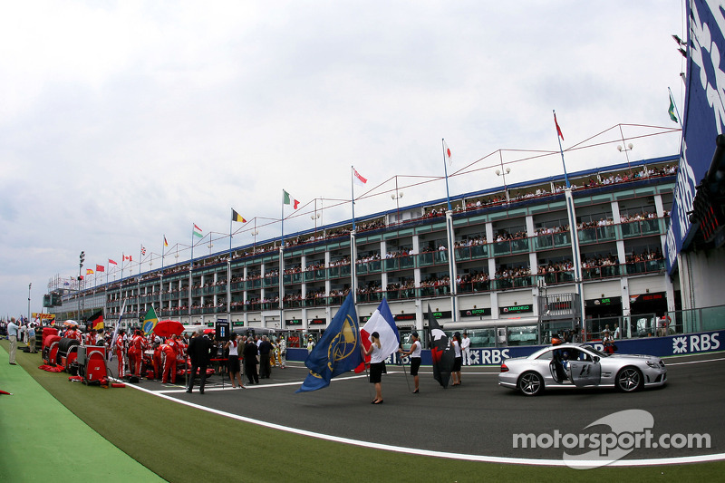 Magny Cours applies for place on 2013 calendar