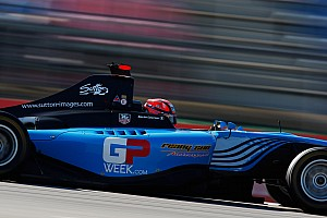 GP3 Preview Last race of the 2012 series for Ocean Racing Technology