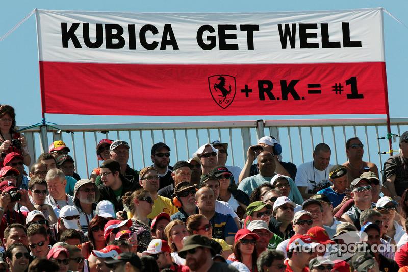 Kubica admits road was leading to Ferrari