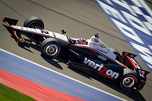 IndyCar Qualifying report Title contenders take grid penalties as Andretti claims Fontana pole