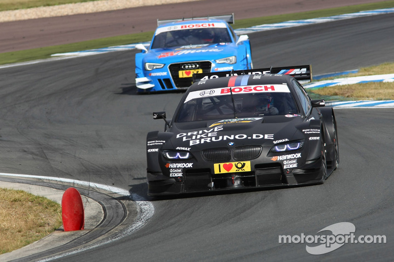 Strong showing from BMW: Spengler on pole in Oschersleben and Werner is fourth