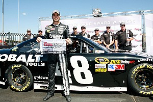 NASCAR Sprint Cup Qualifying report Johnson's pole ensures Chevrolet dominance at Chicagoland