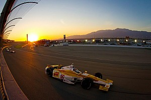 Series title illustrates Hunter-Reay's never give up mentality