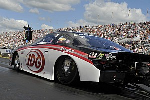 Connolly is a legitimate threat to win Pro Stock at Dallas