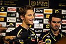Coach helping Grosjean find 'right balance'