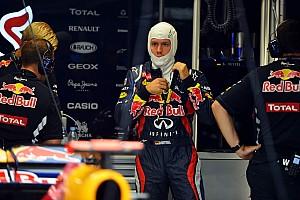 Red Bull hoped more at Marina Bay Street Circuit