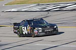 Kurt Busch has mechanical issue at Kentucky