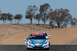 Menu takes sensational pole for Chevrolet at Sonoma