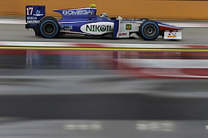 GP2 Race report Trident Racing had a positive race in Singapore