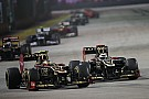 'Double DRS' has slowed Lotus' development - Salo
