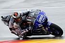 Lorenzo lands on pole position at Aragon