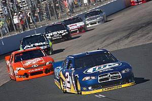 Dodge Sprint Cup Series qualifying quotes - Dover