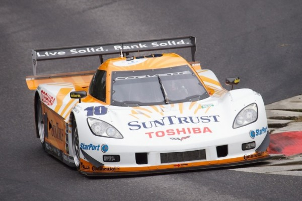 Chevrolet teams take class wins as Pruett and Rojas earn 2012 title